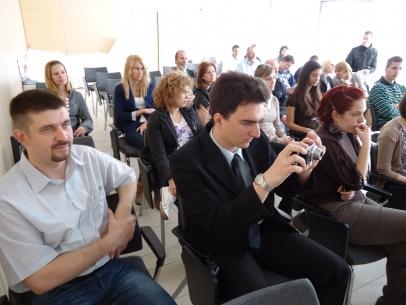 Innovációs Kiállítás és Találmányi Vásár - 2012. Győr